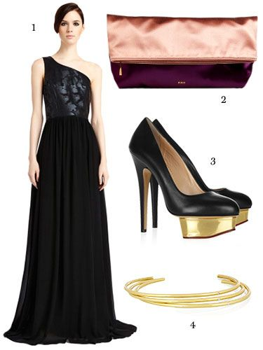 What To Wear To a Black Tie Wedding  Dress Code for Black
