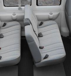 passenger van chevy expres g2500 [ 1480 x 551 Pixel ]