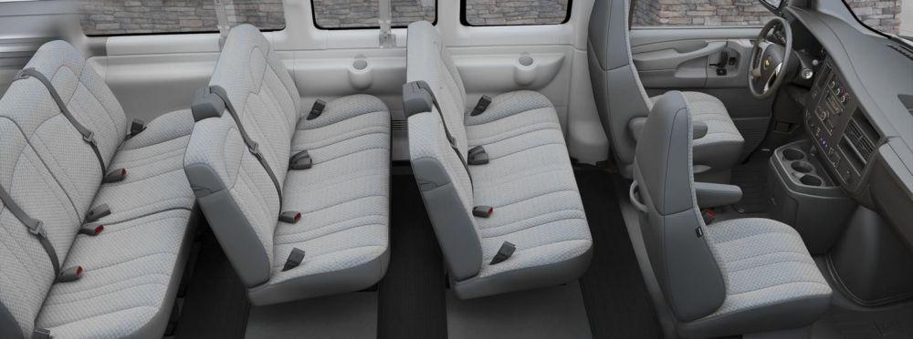 medium resolution of passenger van chevy expres g2500