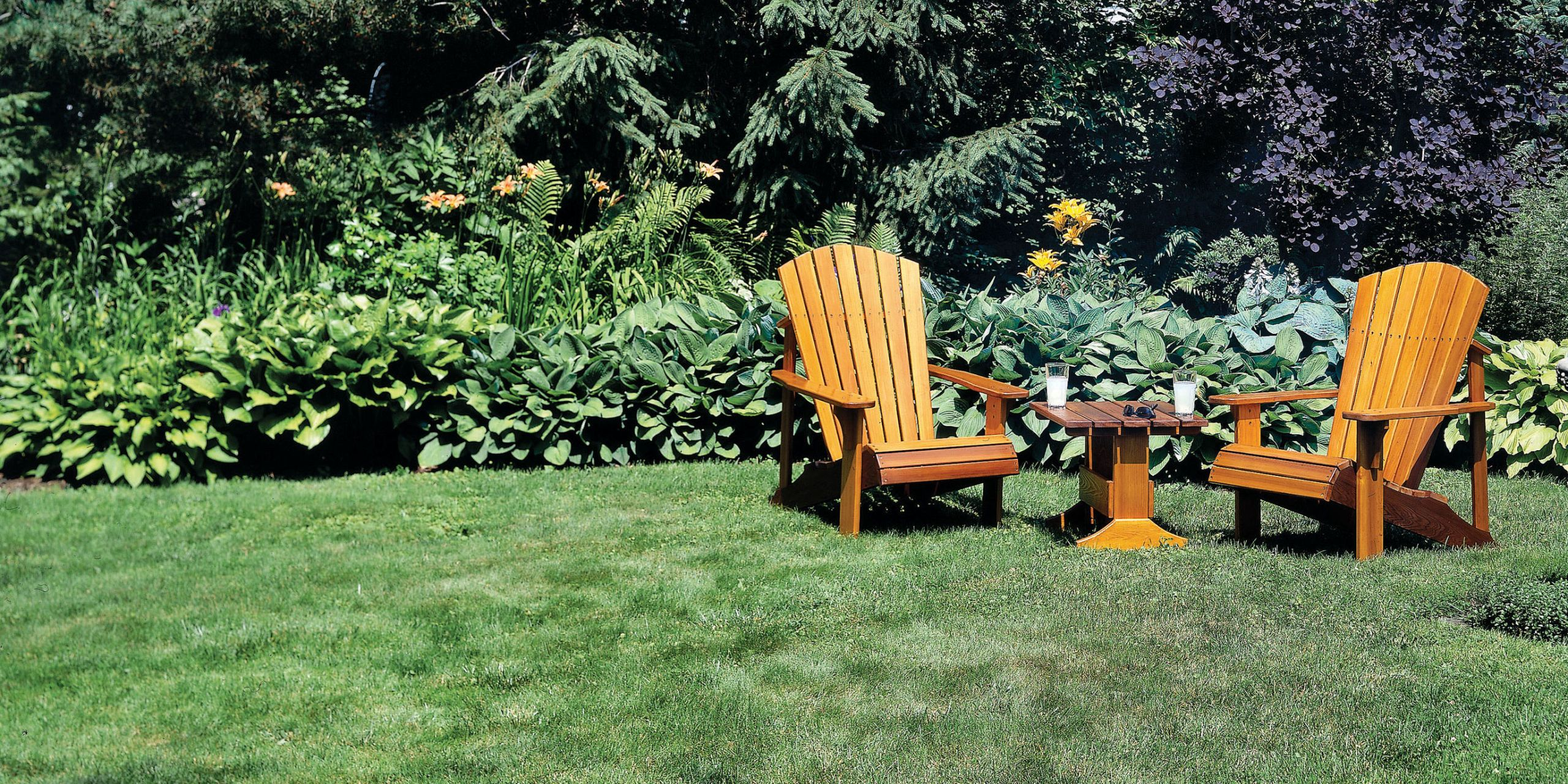 Easy Adirondack Chair Plans  How to Build Adirondack
