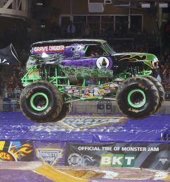 an inside look at grave digger the ultimate monster jam truck [ 4256 x 2832 Pixel ]