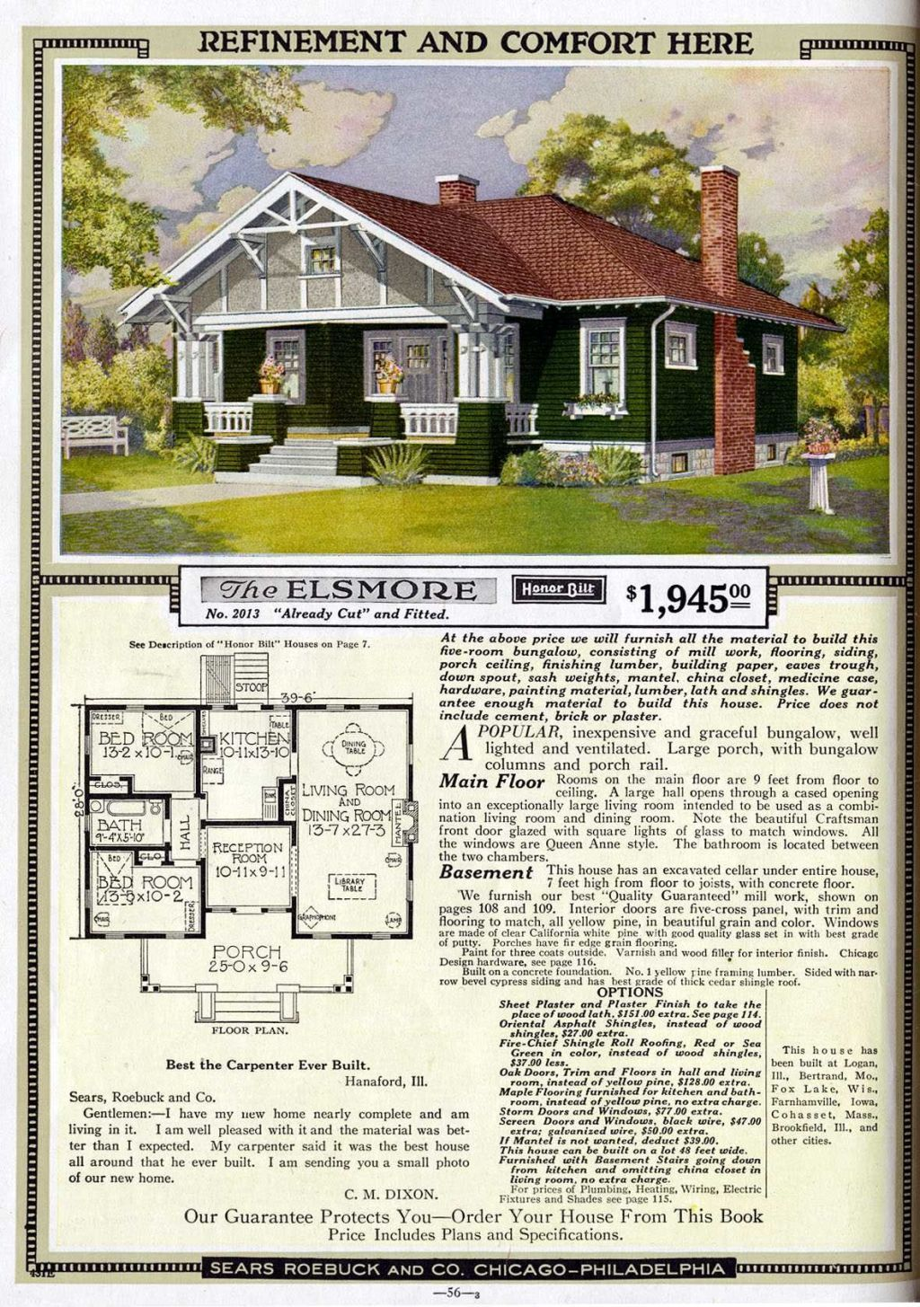 Old Craftsman Catalogs