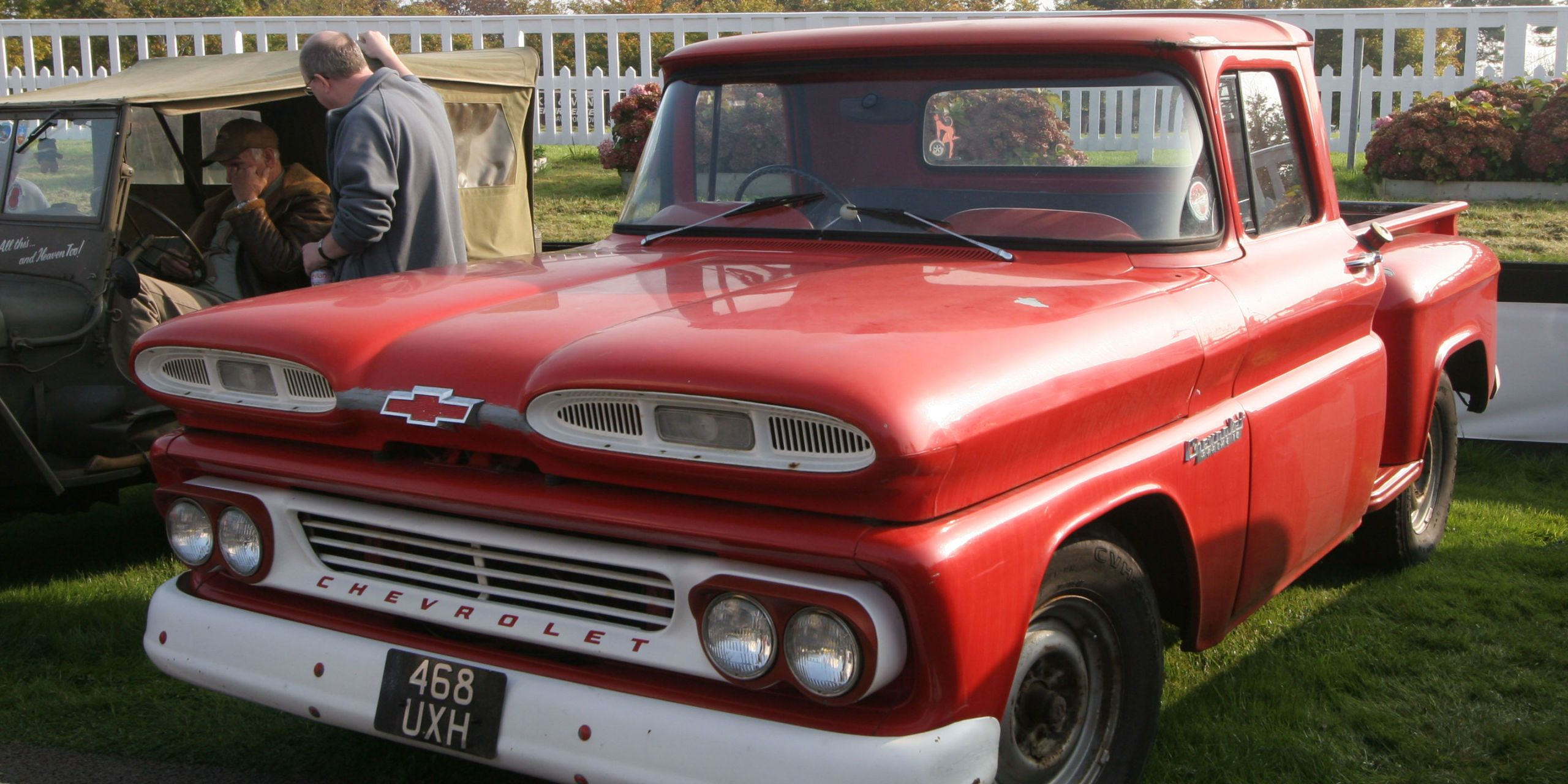 Beaufiful Old Chevrolet Truck For Sale. 15 Pickup Trucks that ...