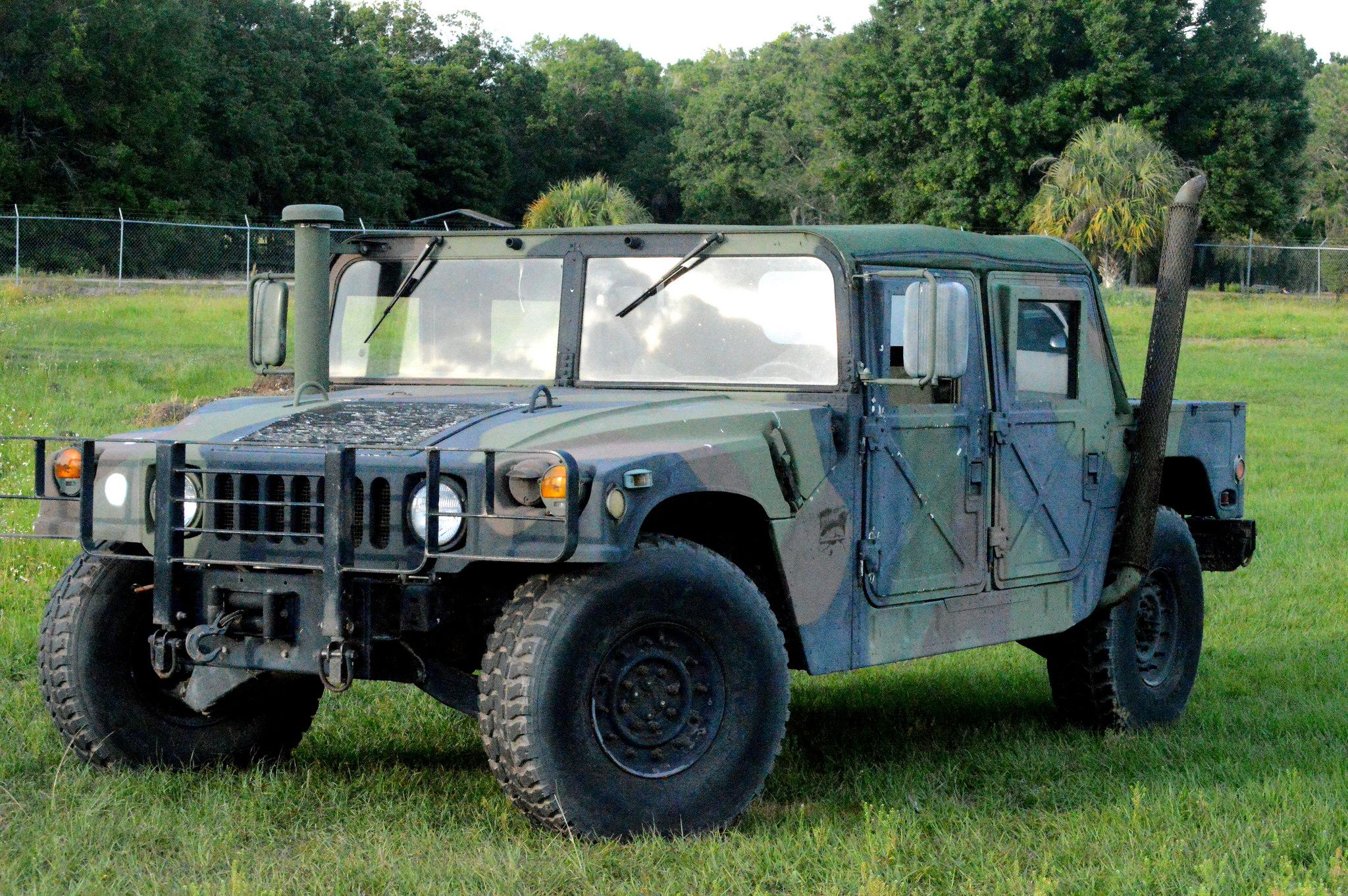 Buy a Military Grade Humvee and Dominate Your Local Trails