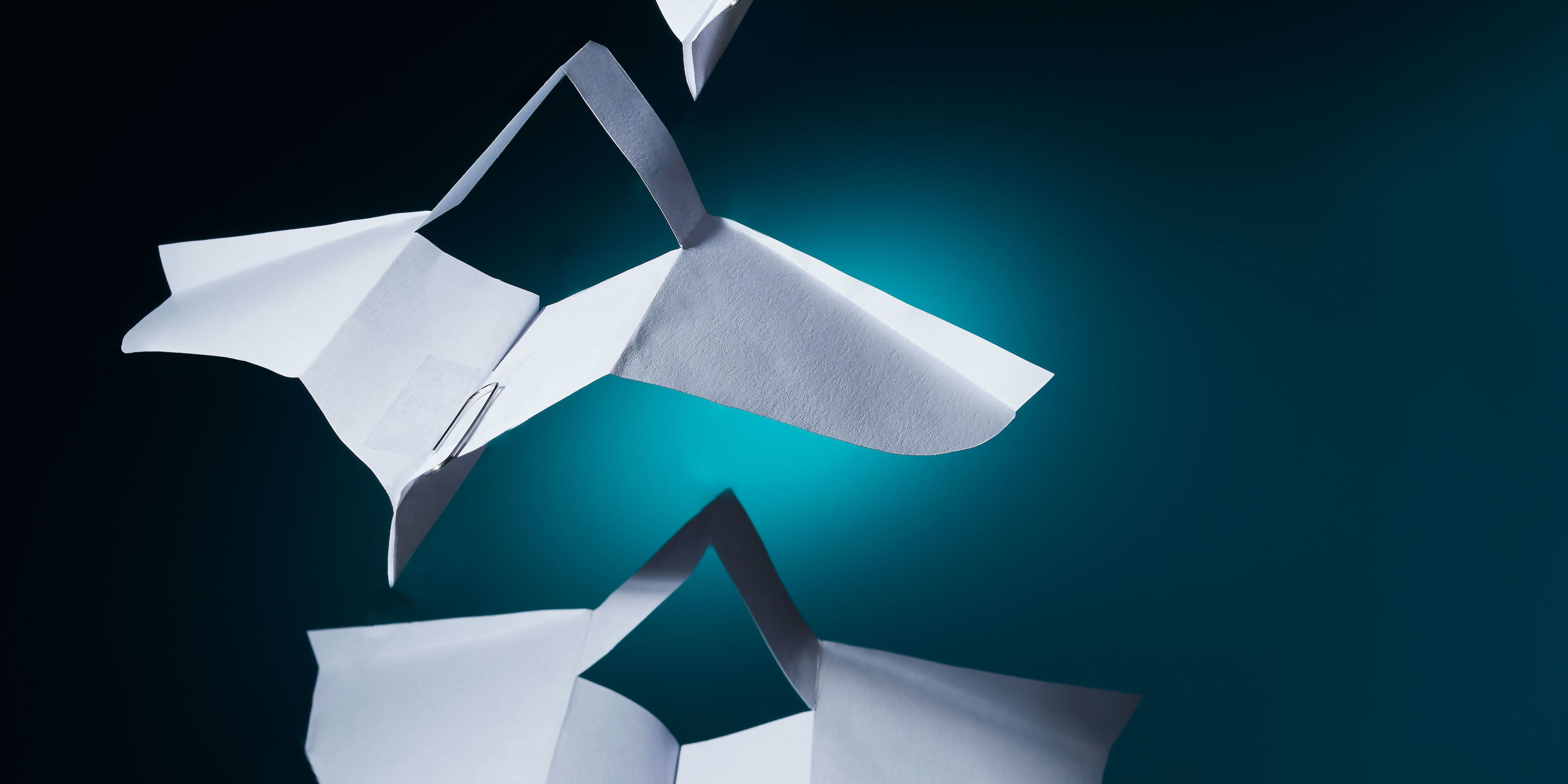 Parts Of A Paper Airplane
