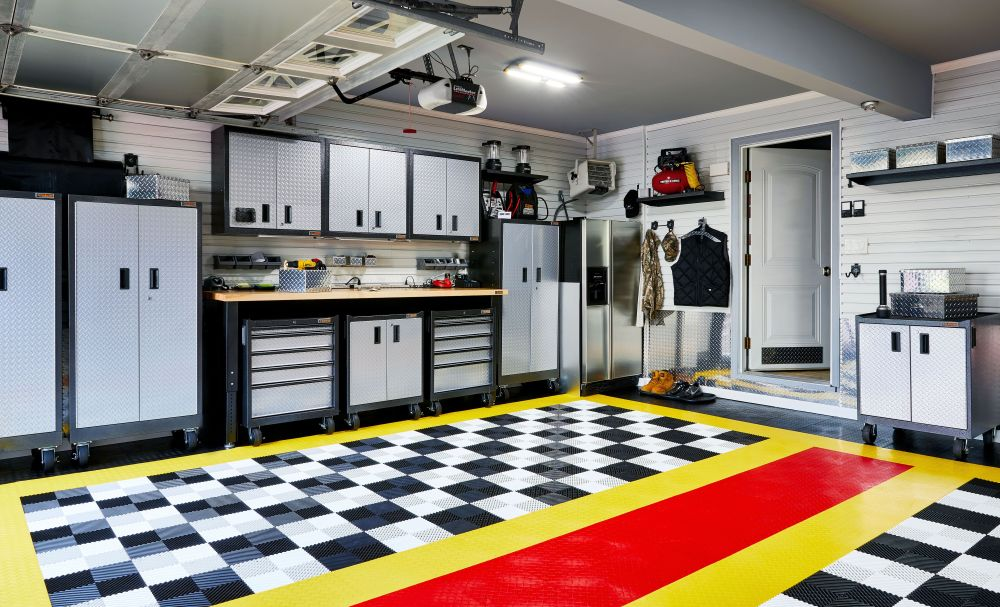 medium resolution of how to upgrade your garage in 8 days or less