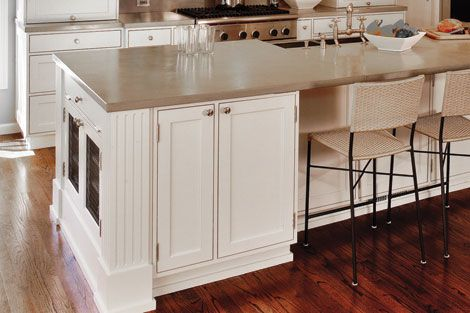 best countertops for kitchen rustic clock 6 countertop materials to use your counters