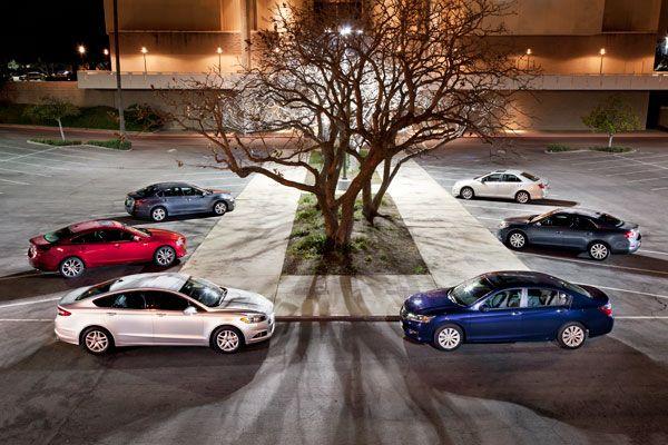 Popmech Tested Which Midsize Sedan Is The Best?