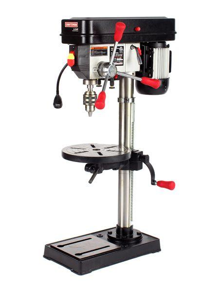 Craftsman Professional 3 4 Hp 17 Drill Press