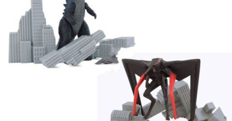 New Godzilla Toys Are Ready To Invade Your Living Room And