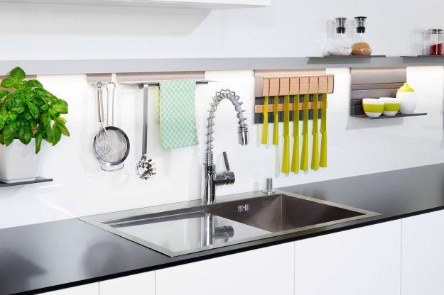 clever kitchen storage ideas to clear kitchen clutter