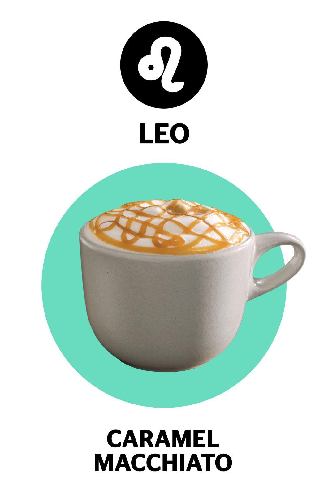Starbucks Caramel Macchiato Recipe Card | Dandk Organizer