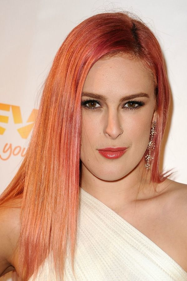 cool multi-colored hair ideas
