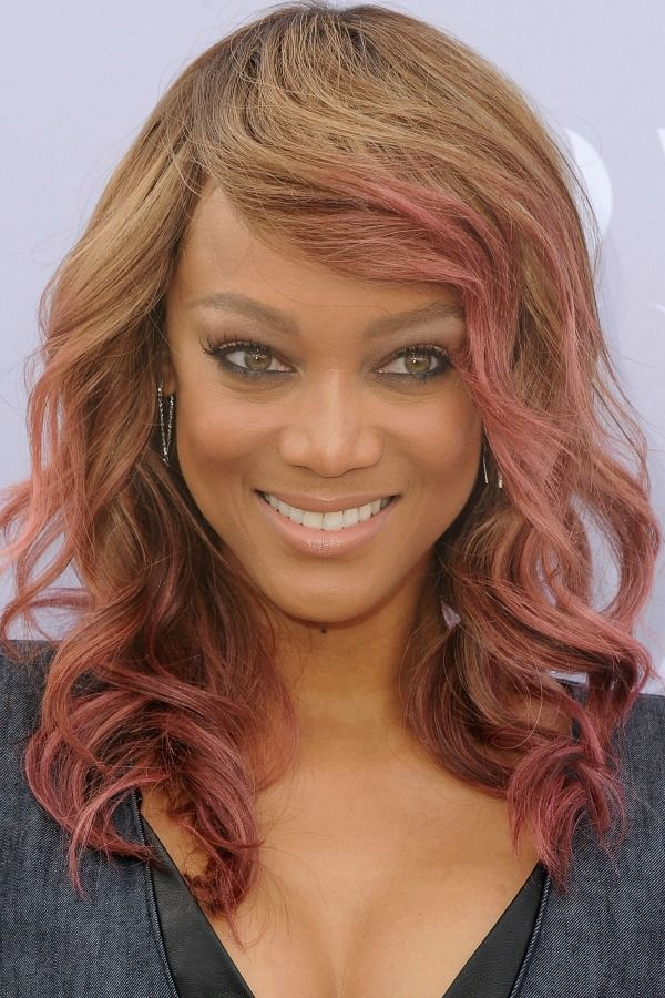 cool multi-colored hair ideas