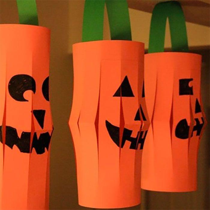 32 easy halloween crafts
