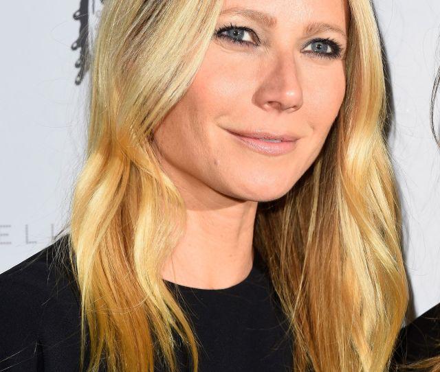 Image Getty Gwyneth Paltrow Gwyneths Long Straight Shape With