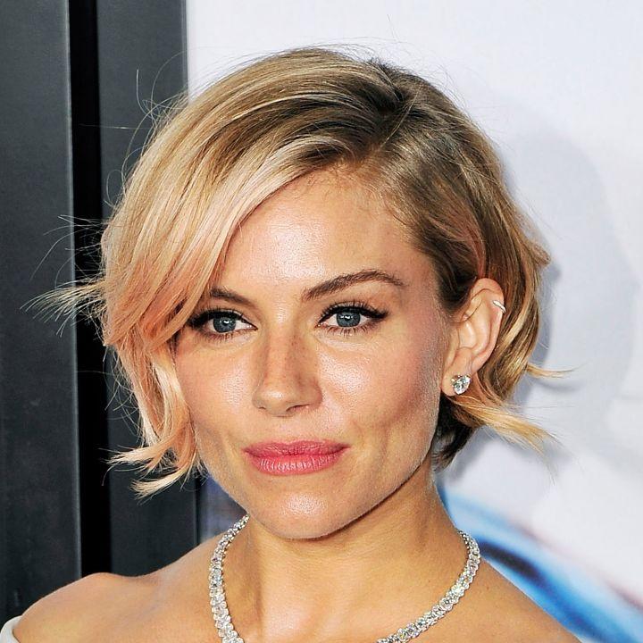 Einzigartige Kurze Frisuren Für Feines Welliges Haar Frisur