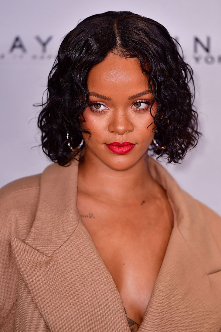 Short Hairstyle: Best Hairstyles For Thick Hair. Short Hairstyles For Thick Hair Womenus Haircuts Wallpaper Best Hair Laptop Hd Pics Rihanna