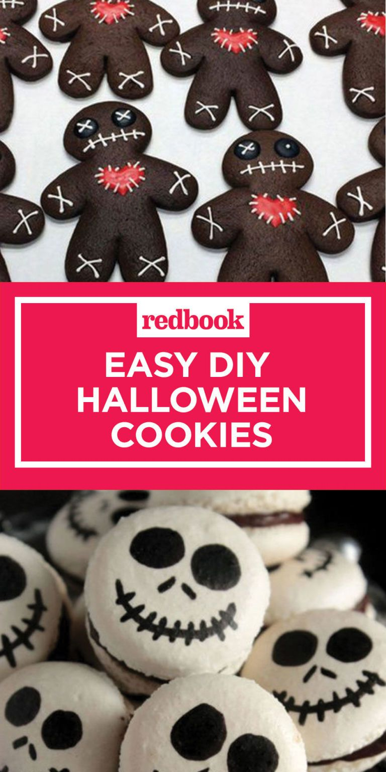 Soft, spiced pumpkin cookies paired with a tangy maple cream cheese filling is the decadent halloween dessert that … 24 Best Halloween Cookie Recipes Spooky Halloween Cookie Ideas