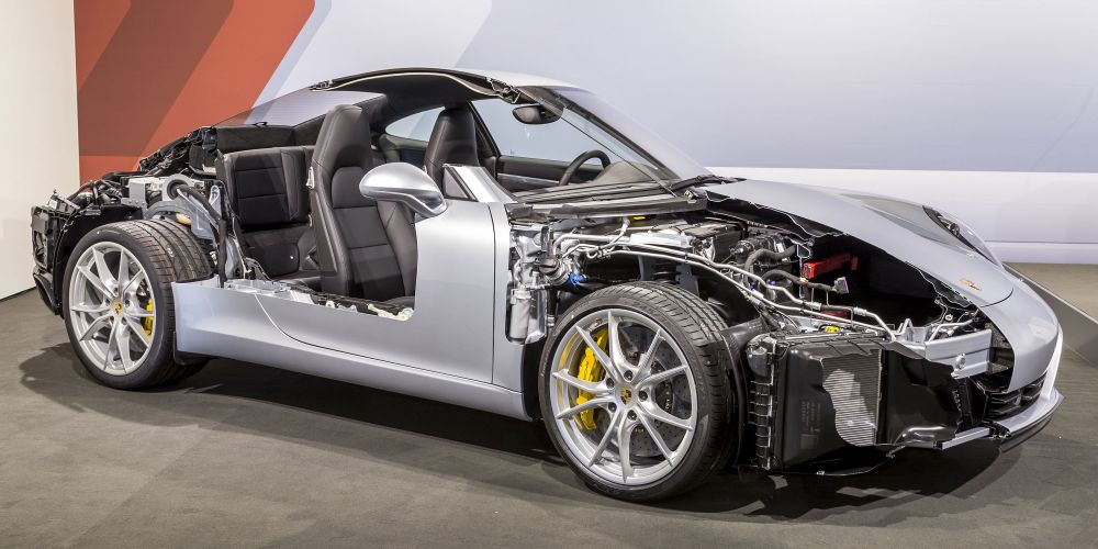 medium resolution of 10 things you need to know about the turbocharged 2017 porsche 911 carrera