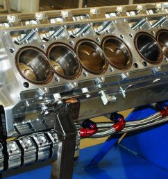 that crazy 5000 hp quad turbo 12 3 liter v16 is so much more than two v8s [ 2000 x 1000 Pixel ]