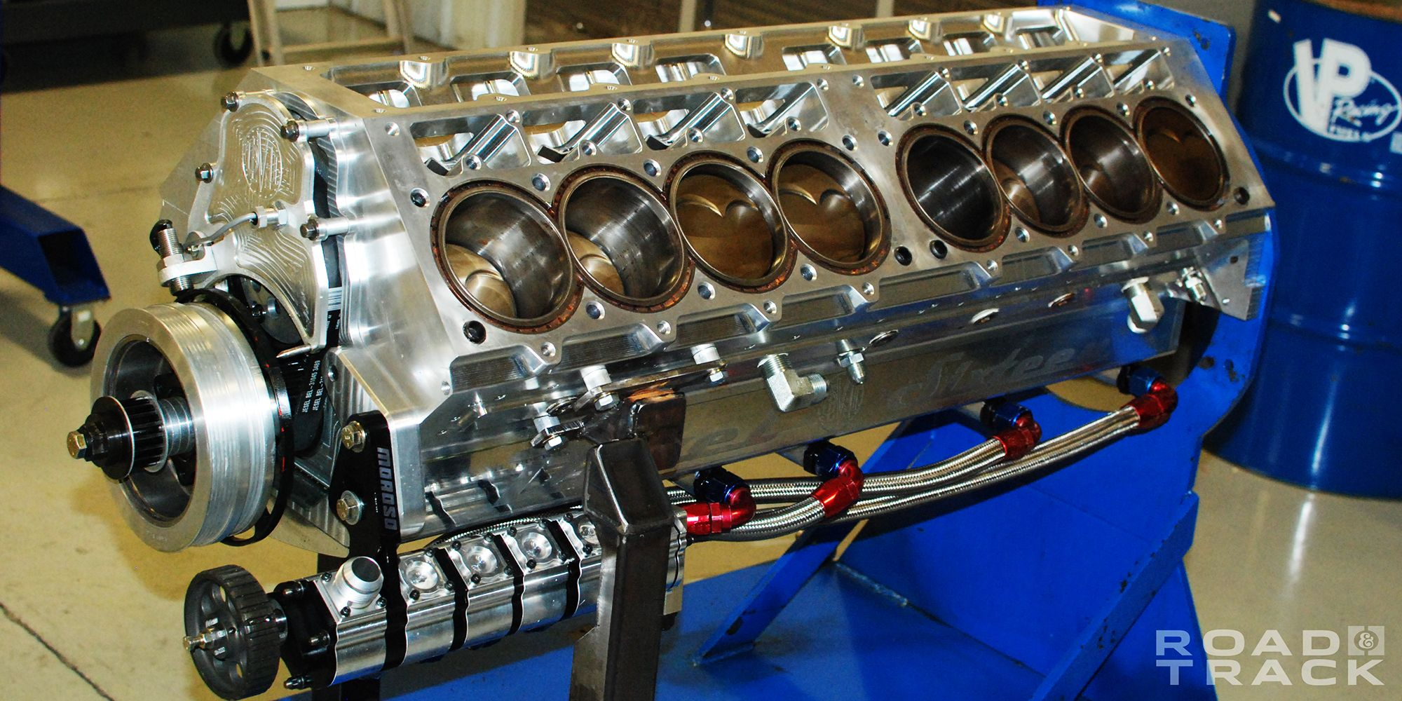 hight resolution of that crazy 5000 hp quad turbo 12 3 liter v16 is so much more than two v8s
