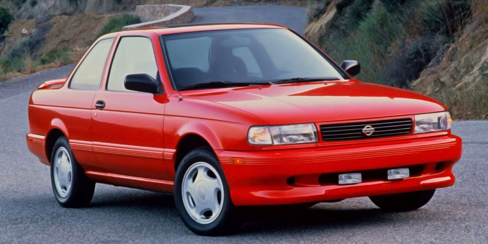 medium resolution of the original sentra se r is the forgotten performance nissan you should buy now