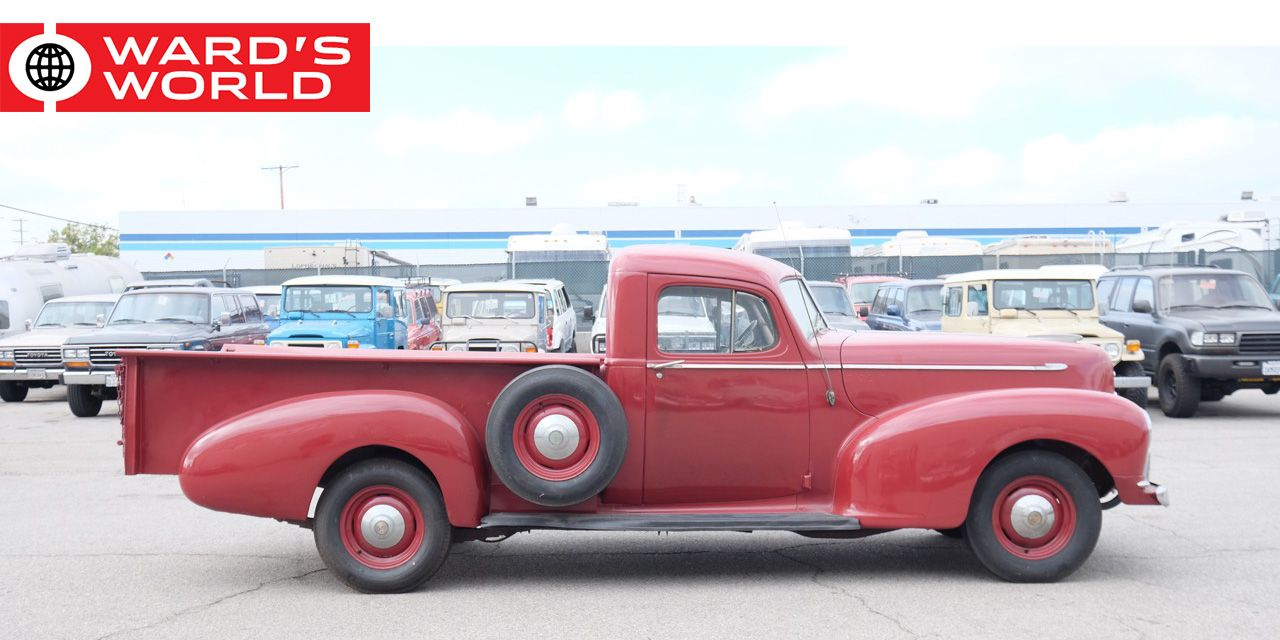 hight resolution of these eight obscure pickup trucks are vintage design classics