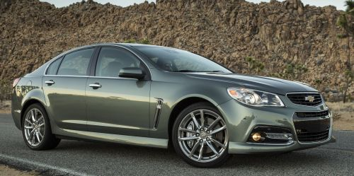 small resolution of the beloved but slow selling chevy ss will die in 2017