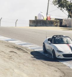 this 525 horsepower v8 miata will fix every problem you ve ever had with miatas [ 7360 x 3680 Pixel ]