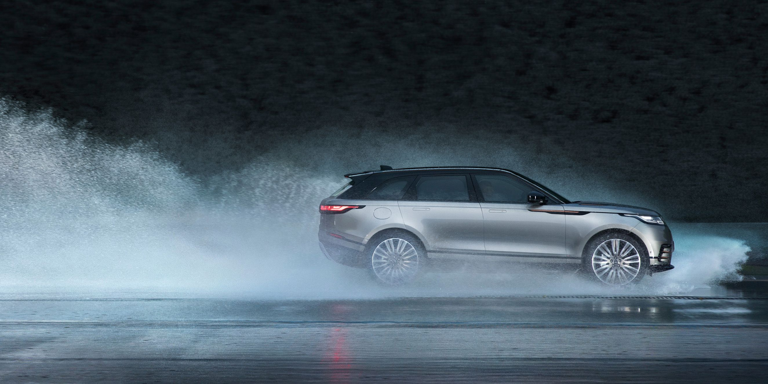 This Is the Range Rover Velar