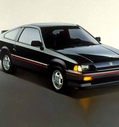 the honda crx is a future classic car honda crx is an affordable classic [ 1280 x 720 Pixel ]