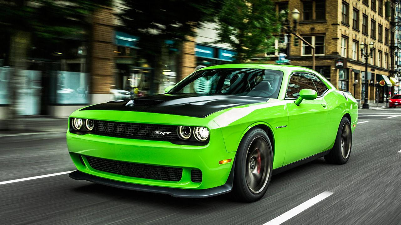 Track Car Wallpaper A Weekend With The 2015 Dodge Challenger Hellcat