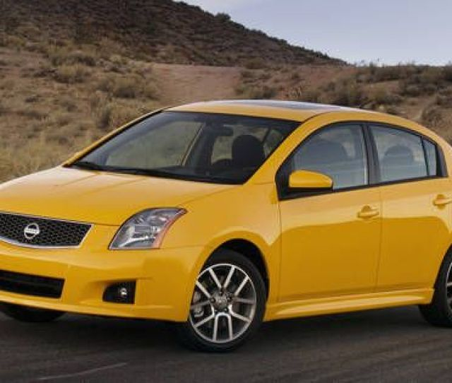 View The Latest First Drive Review Of The Nissan Sentra Se R Se R Spec V Find Pictures And Comprehensive Information About Nissan Cars