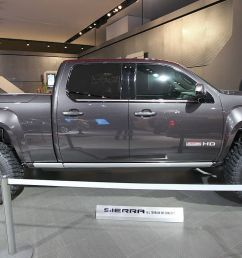 2011 gmc sierra all terrain hd concept at 2011 detroit auto show new truck concept [ 1280 x 782 Pixel ]