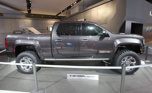 small resolution of 2011 gmc sierra all terrain hd concept at 2011 detroit auto show new truck concept