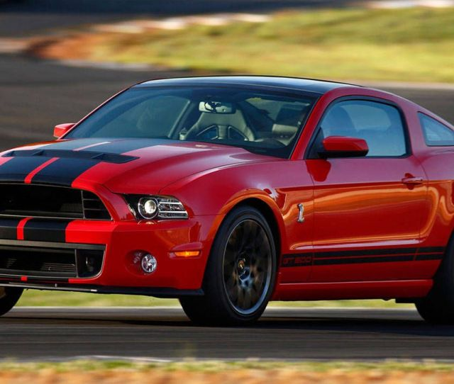Hard To Believe But Ford Now Sells A 662 Bhp Mustang Thats Right The New 2013 Shelby Gt500 Boasts Six Hundred And Sixty Two Horsepower Wow