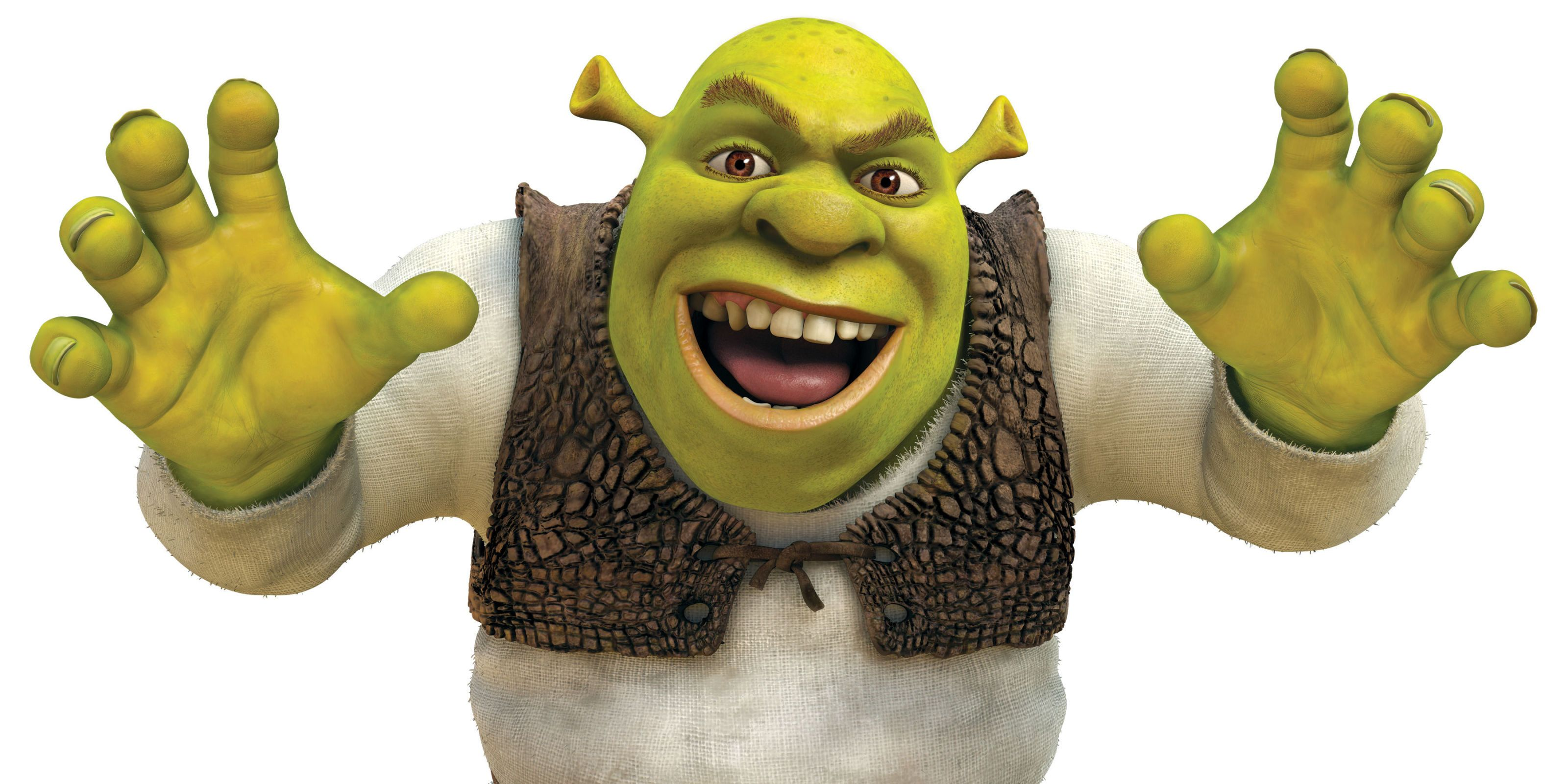 Never Before Seen Shrek Footage Reveals Your Fave Ogre Almost Sounded VERY Different