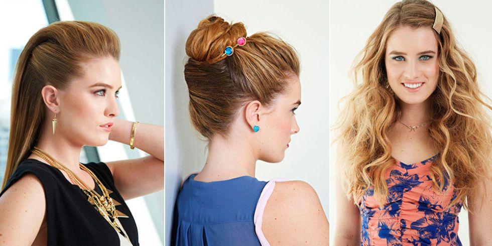 7 spring hairstyles girls