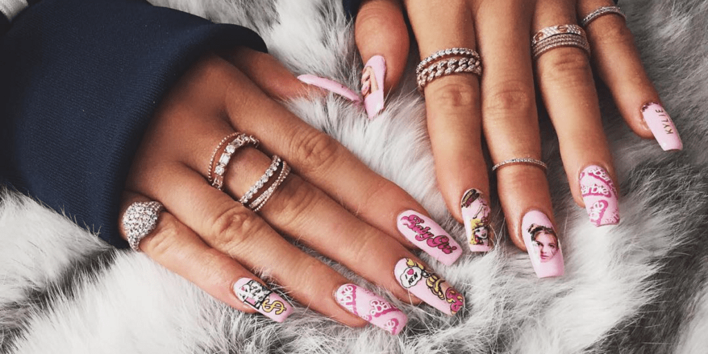 What Does Your Nail Art Say About You