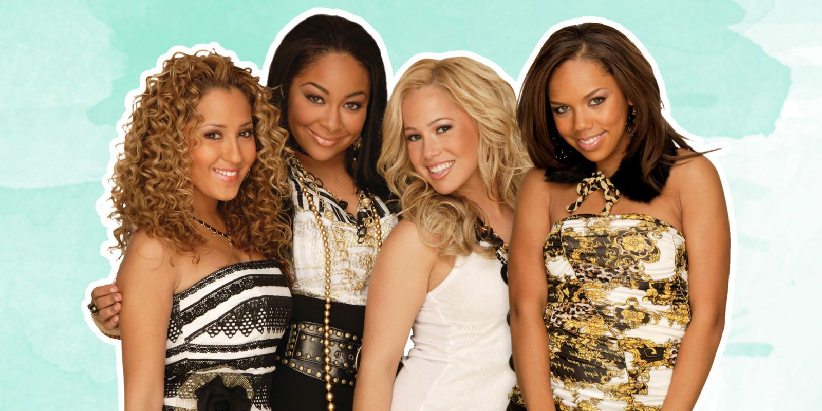 Wallpaper Cheetah Girls There Was A Mini Quot Cheetah Girls Quot Reunion At One Of Their