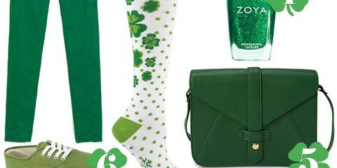 Cute Green Clothes For St Patricks Day  Green Stuff For
