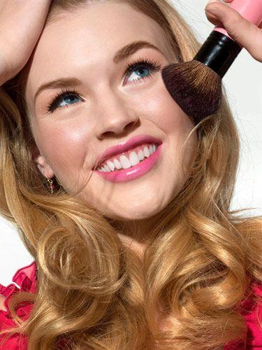 virtual makeover game & makeup