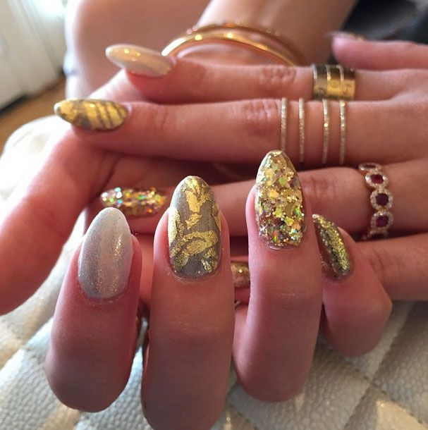 51020216 Pink Nail Designs