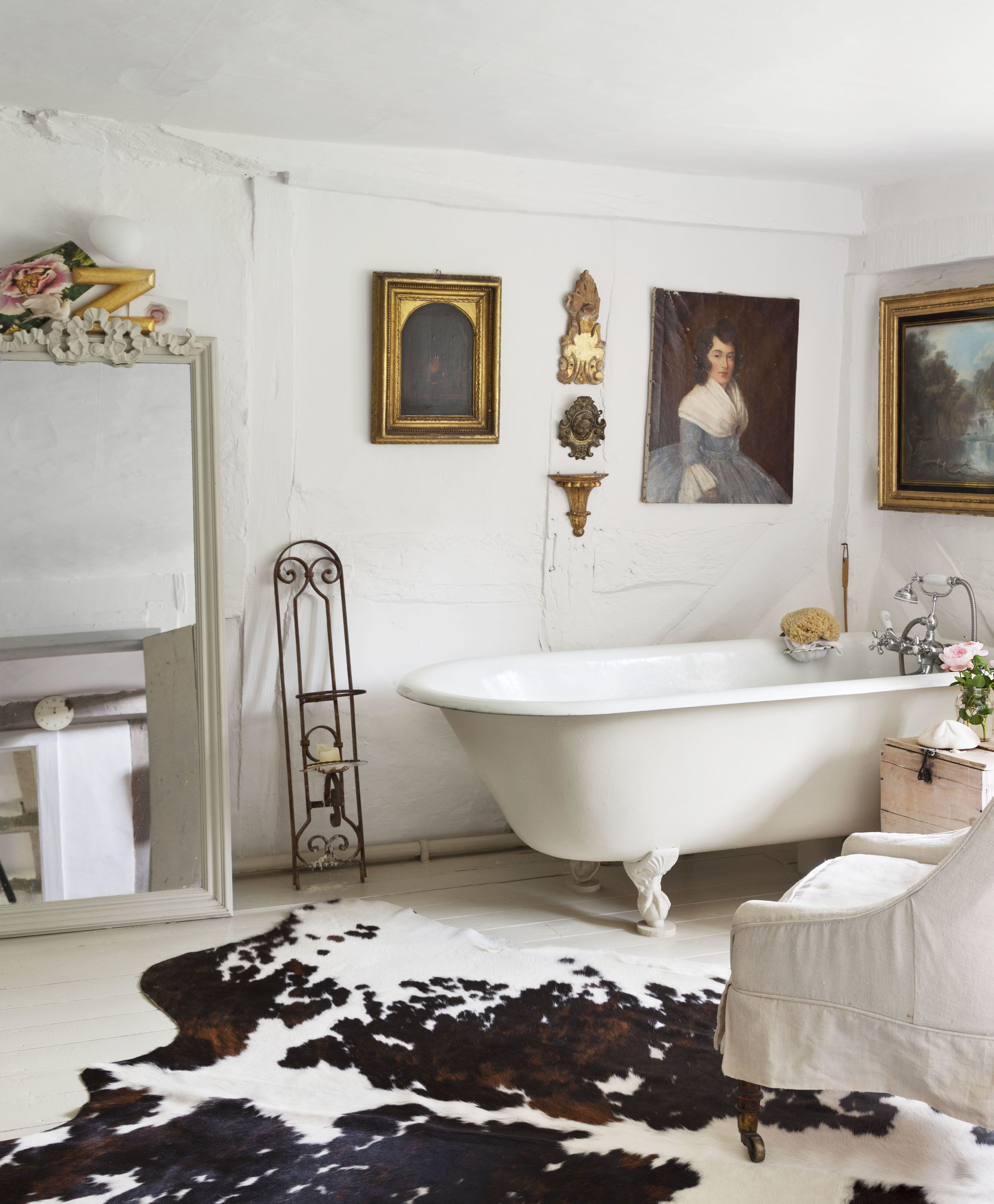How One British Couple Transformed A Centuries Old Farmhouse