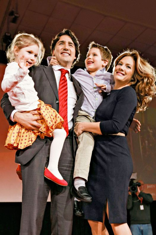 Is Sophie Grégoire-Trudeau the Real Rock Star of Canadian ...