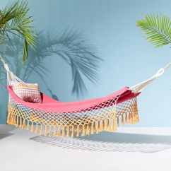 Swing Chair Over Canyon Hair Styling 15 Best Indoor Hammocks Relaxing Hanging Chairs And Swings For Your Home