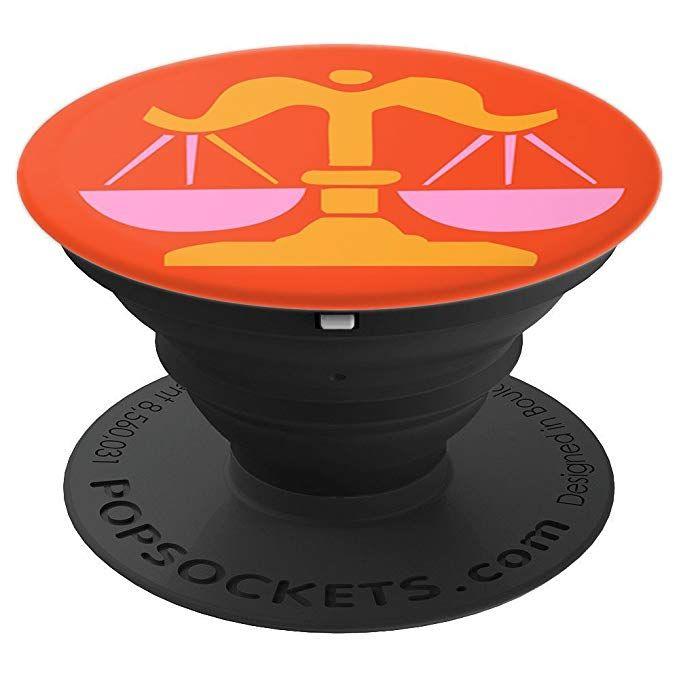 Libra Illustrated PopSocket