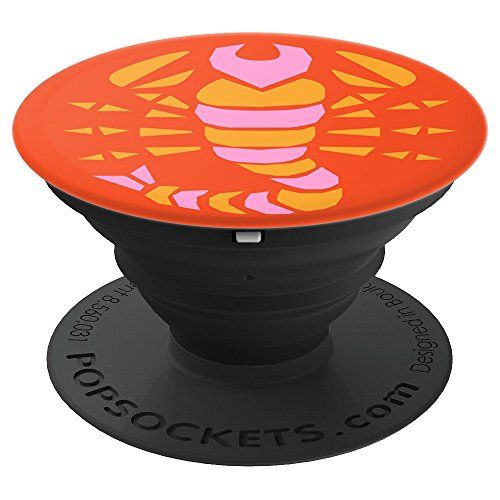 Scorpio Illustrated PopSocket
