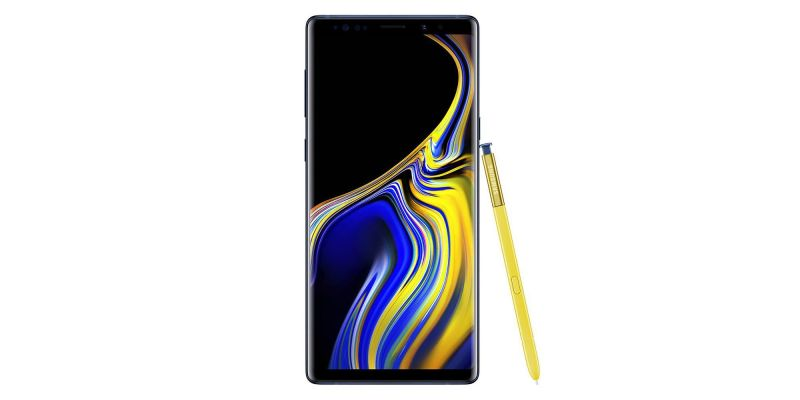 The Samsung Galaxy Note9 Is the Phone That Can Do Everything 2